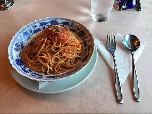 イタリア料理の店 キャンティ/スパゲティ アラビアータ
