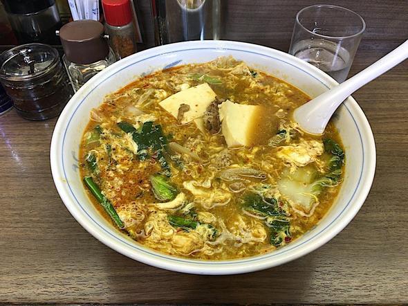 中華料理 らーめん 寿楽/マーボーメン