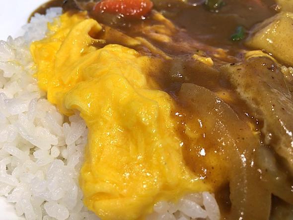 カレーハウスCoCo壱番屋 白井冨士店/グランド・マザー・カレー + スクランブルエッグ