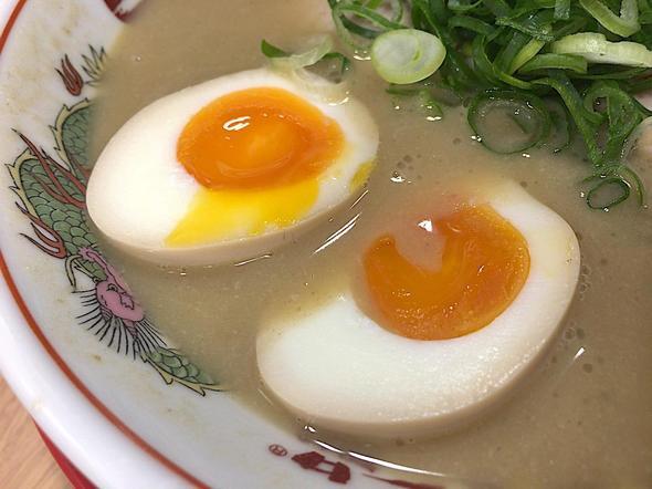天下一品 柏店/味付玉子チャーシュー麺
