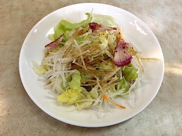 Coffee・Lunch たいら/TAIRA/ピラフ(サラダ・ドリンクセット)のサラダ