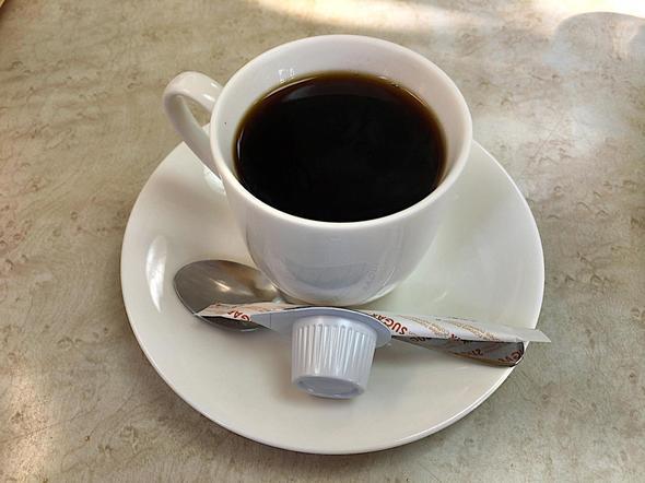 Coffee・Lunch たいら/TAIRA/ピラフ(サラダ・ドリンクセット)のホットコーヒー