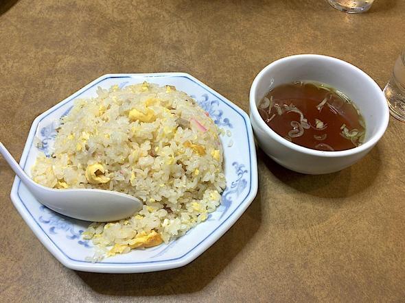 中華料理 らーめん 寿楽/チャーハン