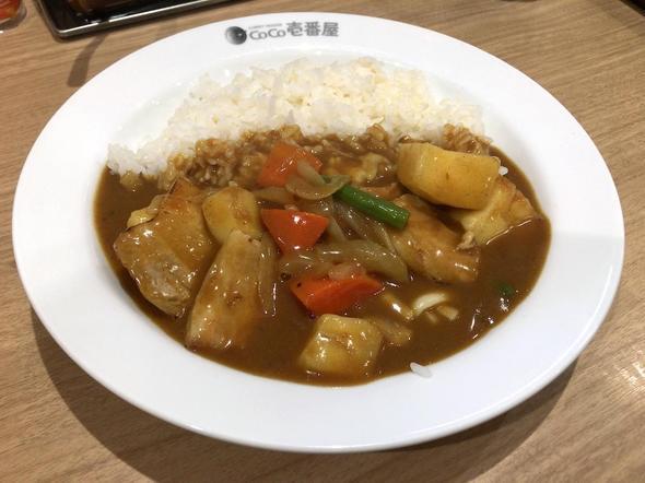 カレーハウスCoCo壱番屋 JR西船橋駅北口店/グランド・マザー・カレー チーズトッピング
