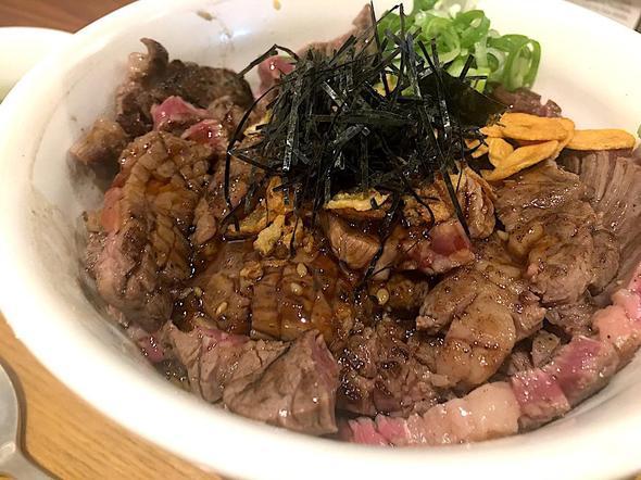食堂 肉左衛門/俺のステーキ丼