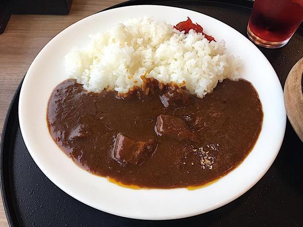 農家レストラン 大吉Grill牧場/近江牛カレー