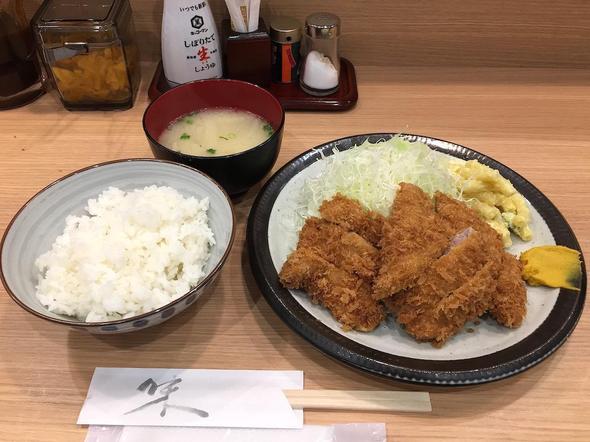 とんかつ とん喜/ヒレかつ定食