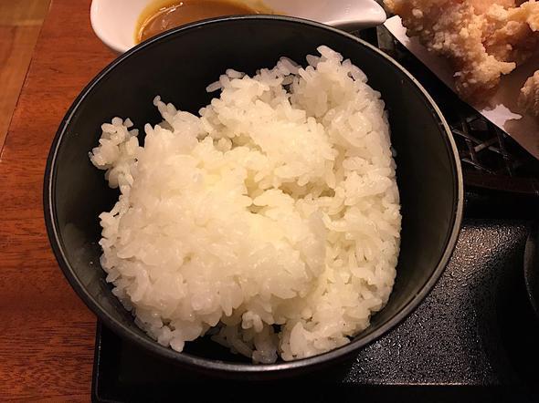 やきとり宮川 豊洲店/白いからあげ定食