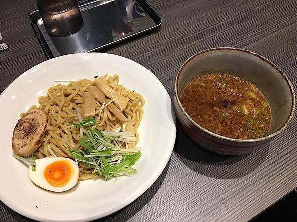 麺処 豊洲屋/濃厚特製つけ麺