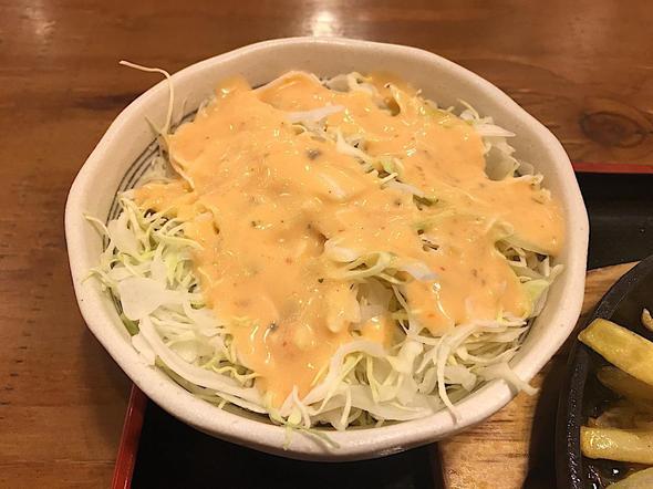 てけてけ 豊洲IHIビル店/サラダ