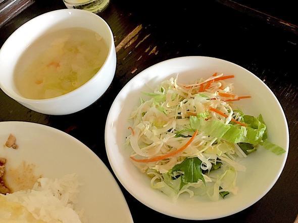 タイ料理 ヤム ヤム アイサム/サラダとスープ