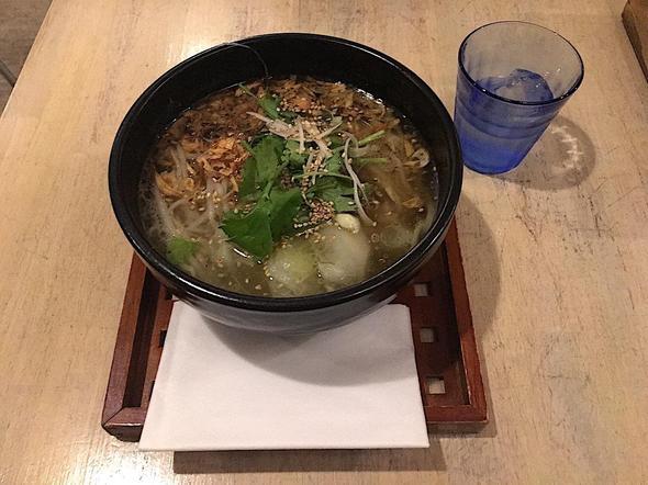 粥麺楽屋 喜々/肉そば