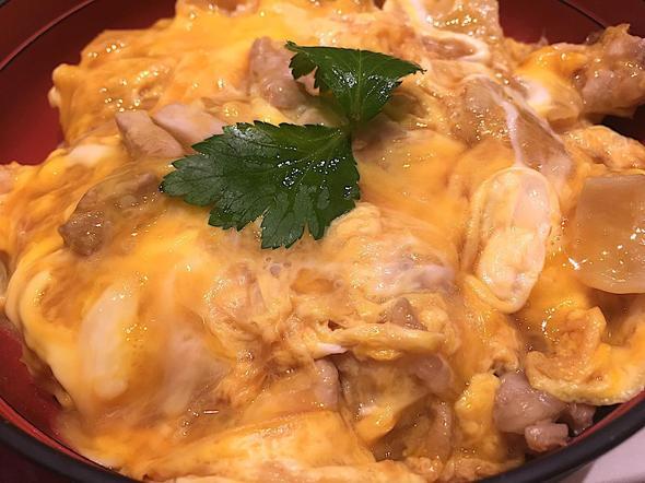 純鶏名古屋コーチン 鶏三和 八重洲地下街店/名古屋コーチン親子丼