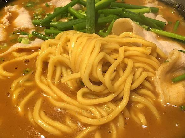 カレー麺 実之和 赤坂店/カレー麺