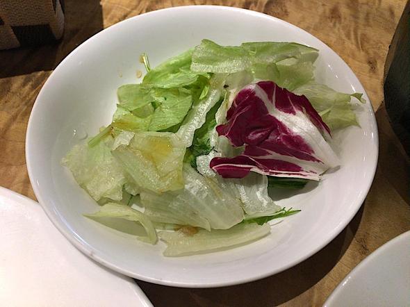 Liveレストラン 青山/Live Restaurant Aoyama/肉野菜炒めのサラダ