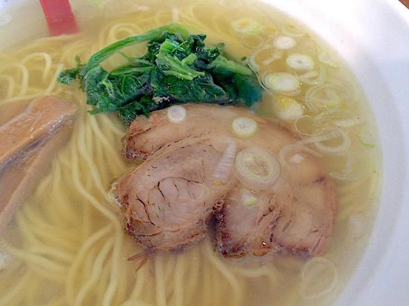 麺処 梅吉/塩ラーメン
