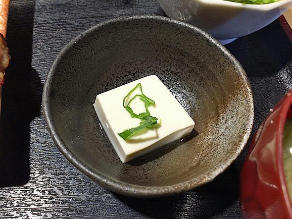 炙り処 炭だるま 青山本店/日替わり定食 小鉢 お豆腐