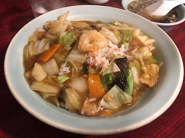 中華料理 桃太郎/中華丼