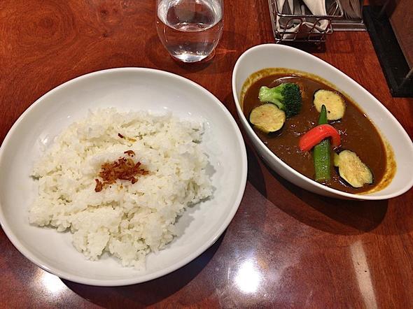 咖喱&カレーパン 天馬 青山店/ビーフカレー