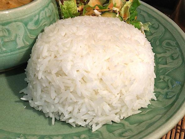 アジアンキッチン ラーイ・マーイ/Asian Kitchen LaiMai/マッサマンカレーのタイ米