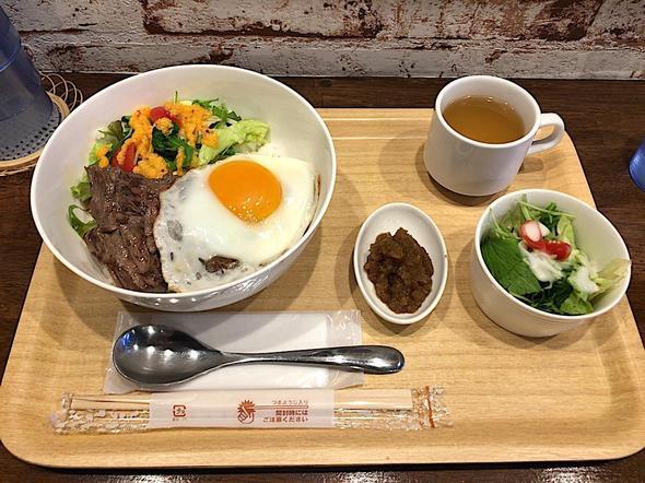 ステーキキッチンファクトリー/STEAK KITCHEN FACTORY 日本橋茅場町店/ステーキ丼