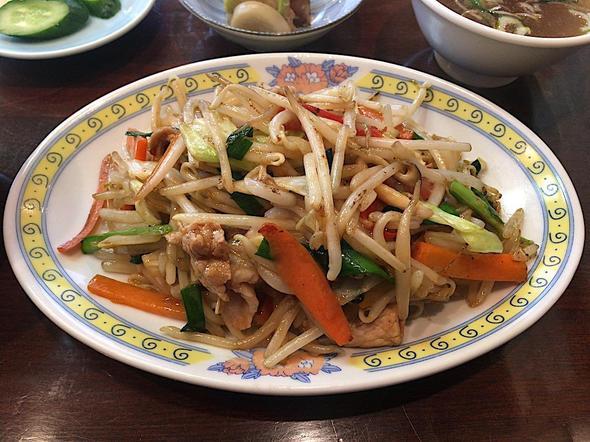 食彩 高らん亭/肉野菜炒め定食