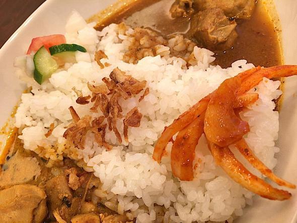カリアゲ/Curry.age/あいがけカレー