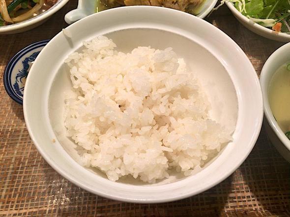 ベトナム料理レストラン ベトナムちゃん/日替わりAセットのご飯