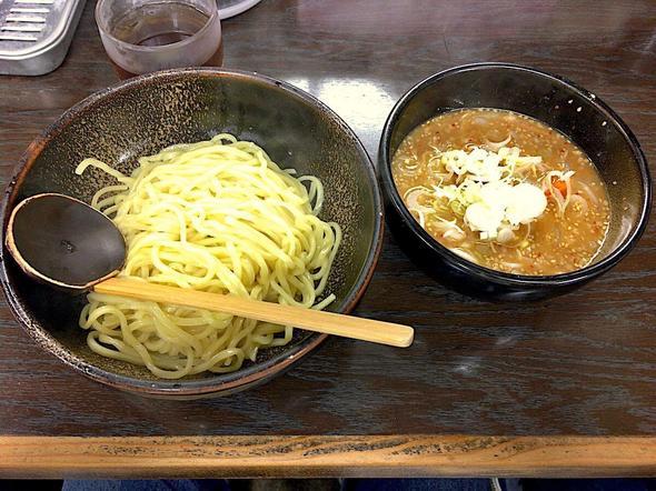 つけ麺 隅田 新川店/味噌つけ麺