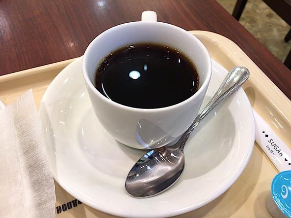 ドトールコーヒーショップ/DOUTOR COFFEE 築地聖路加通り店/ブレンドコーヒー Sサイズ