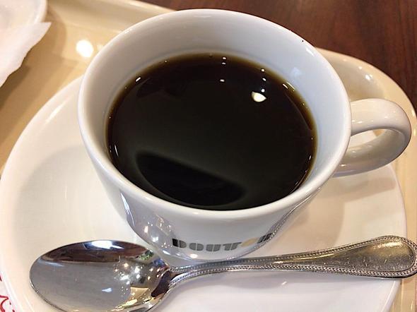 ドトールコーヒーショップ/DOUTOR COFFEE 築地聖路加通り店/ブレンド・コーヒー S