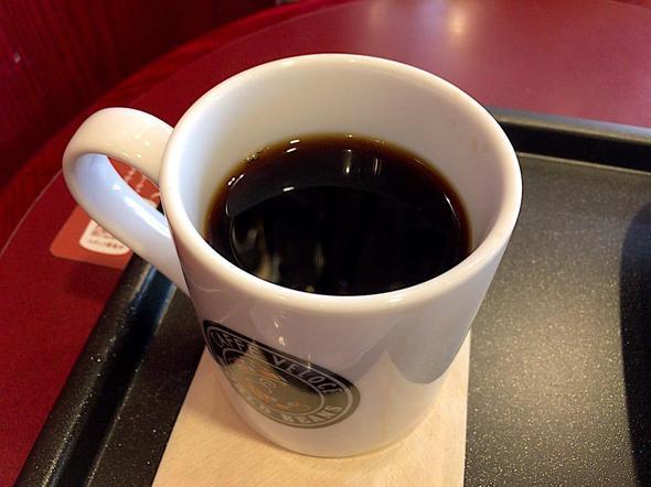カフェ・ベローチェ 築地店/モーニングA ブレンドコーヒー
