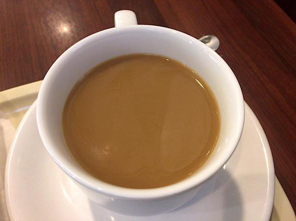 アメリカンコーヒー/ドトールコーヒーショップ/DOUTOR COFFEE 築地聖路加通り店