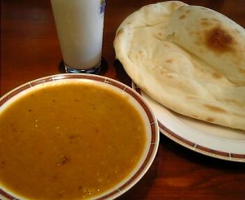 インド料理 グレートインディア 高田馬場店/GREAT INDIA/インド豆のカレー