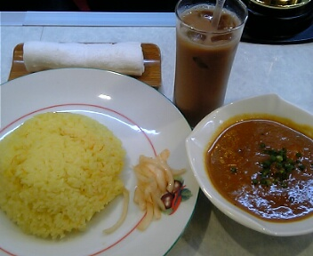 ロイヤルカレー/Royal Curry/チキンカレー