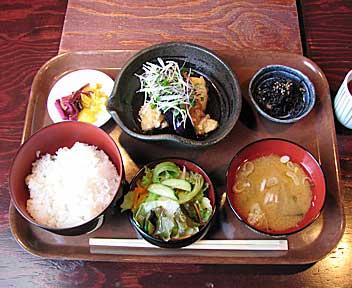 九州料理 福家/ふくわうち/日替わり定食