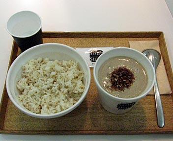Soup Stock Tokyo 高田馬場メトロピア店/レギュラーカップセット