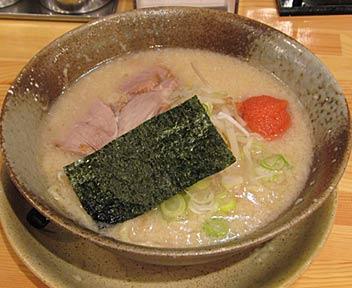 らあ麺 やったる 高田馬場本店/明太子らあ麺