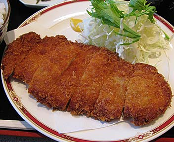 アジアンダイニング オリエンタルキッチン/豚ロースカツ定食