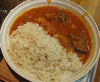 Soup Stock Tokyo 高田馬場メトロピア店/カレーとスープのセット