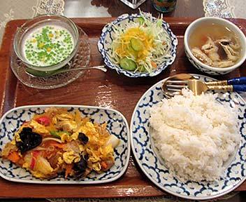 タイ料理店 バンコク/豚肉春雨