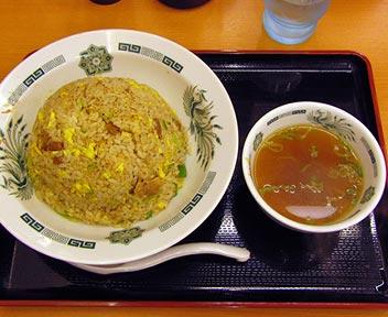 中華食堂 日高屋 高田馬場駅前店/野菜炒め定食