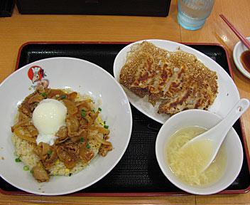炒飯専科 Chao一番/チャオ一番/焼肉炒飯 温玉付