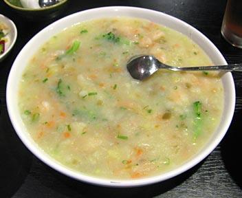 座・麻婆唐府/じゃが芋の海鮮シチュー