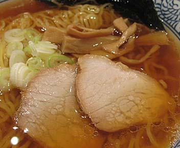 盛岡名物じゃじゃ麺 めぐさめんこ/魚味さっぱりラーメン