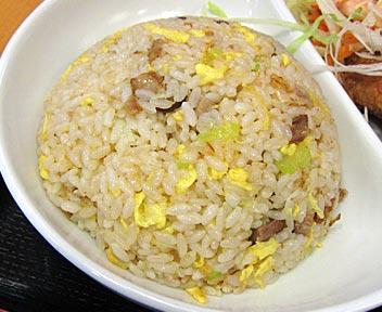炒飯専科 Chao一番/チャオ一番/若鶏唐揚げプレート