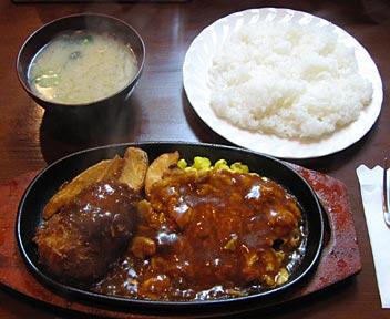 キッチン谷沢/kitchen TANIZAWA/ポークピカタ&クリームコロッケ
