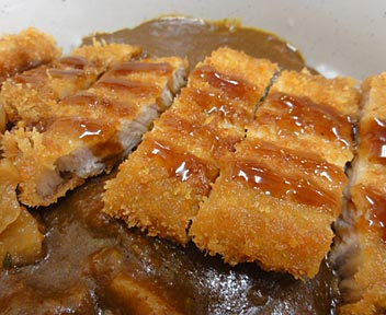 cafe どんぶり いっぽん/カツカレー丼