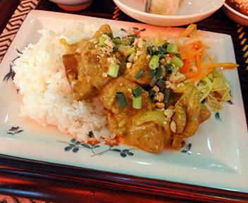 ベトナム レストラン リトル サイゴン/カレーセット