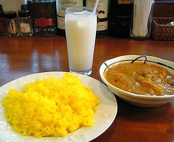 インド料理 GREAT INDIA/野菜カレー